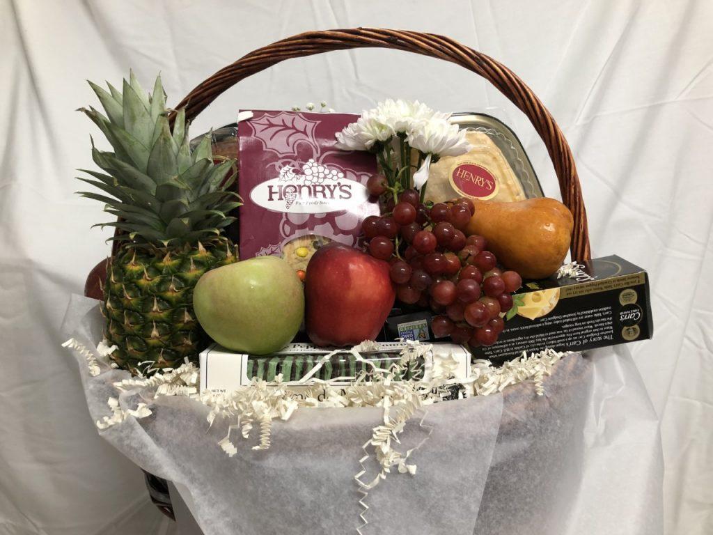 Henry's Gourmet Gift Basket Photo